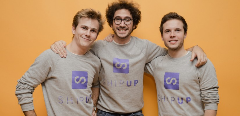 SHIP UP incubée par Vente-privée