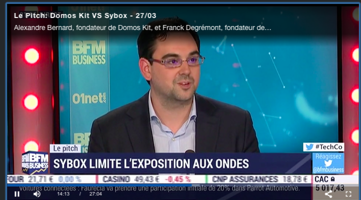 SYCY FAIT SON PITCH SUR BFM BUSINESS